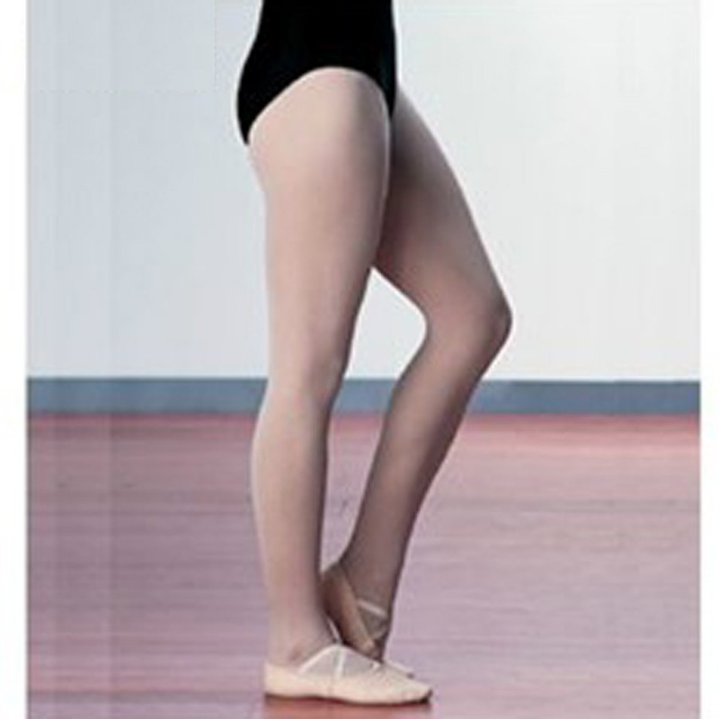 f848edc0a8a88 Whole pink stockings with foot · Whole ballet ...