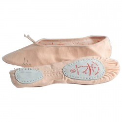 Pink ballet slipper BP 601