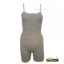 Ballet short jumpsuit