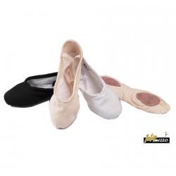 Ballet slipper lona I7204