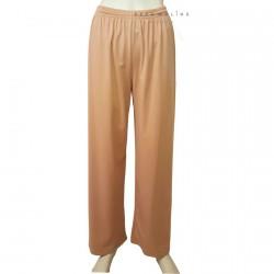 Pantalón color carne recto de hombre