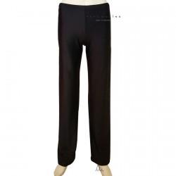 Lycra straight pants