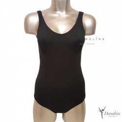 Spandex jersey with wide strap