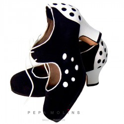Flamenco shoe PROFESSIONAL TOPOS